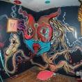 Mural, Installation, ART ATTACK #12 - Nov. 2015