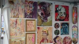 Ex. Kiosque Mtl en arts 4 - 2016
