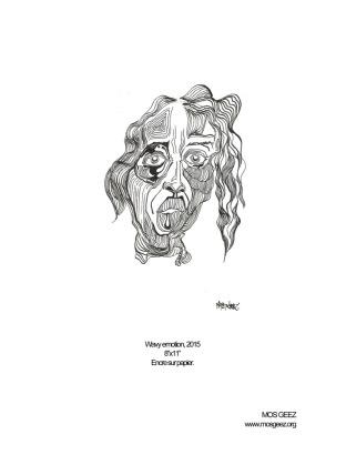 Wavy emotion, 2015